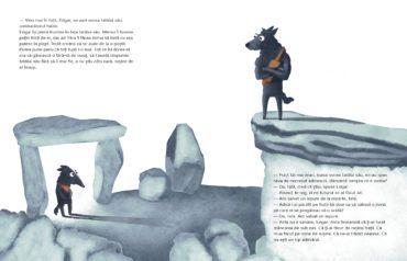 Edgar, lupușorul sensibil și puterea curajului3