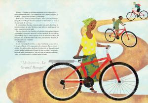 O bicicleta rosie4