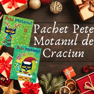 Pachet Pete Motanul de Craciun0