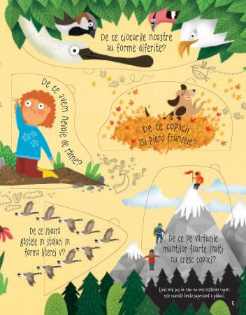 Intrebari si raspunsuri despre natura (Usborne)5