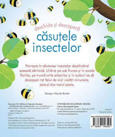 Casutele insectelor (Usborne) [5]