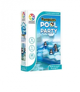 Penguins - Pool Party- Smart Games [0]