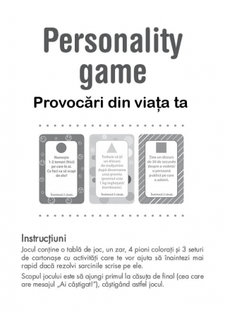 Personality game [2]