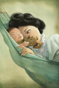 Postcard Mama P101