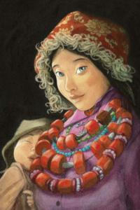 Postcard Mama P31