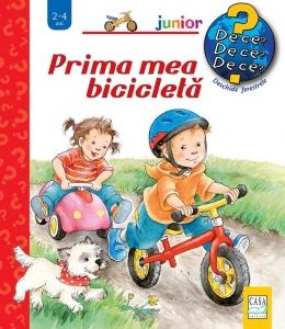 Prima mea bicicletă0