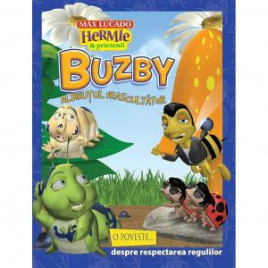 Buzby, albinutul neascultator (seria Hermie)0