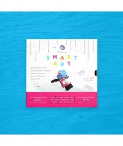 Circuit Cubes - Kit Artă Inteligentă0