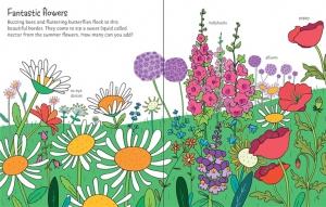 First Sticker Book Garden3