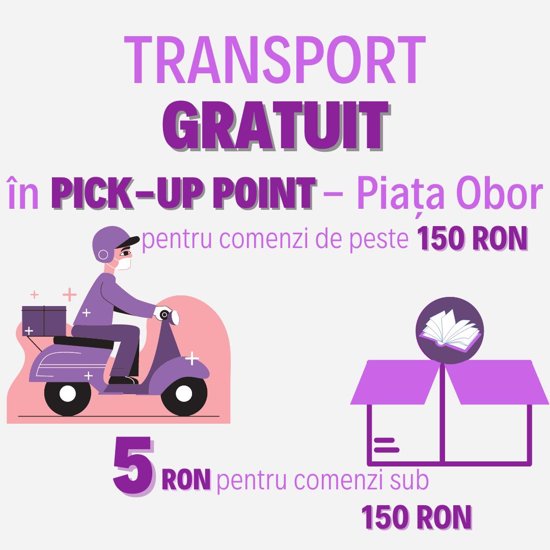 Ridicare Pick-up Point Piata Obor