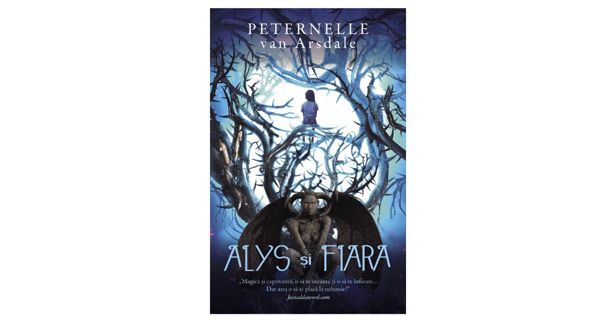 Recenzie Alys și Fiara de Peternelle van Arsdale