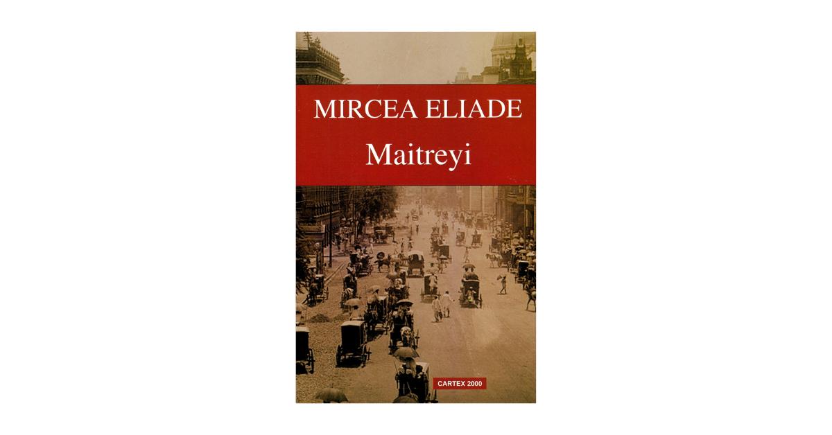 "Recenzie ""Maitreyi"" de Mircea Eliade"