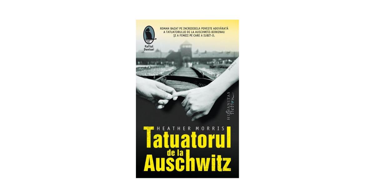 "Recenzie ""Tatuatorul de la Auschwitz"" - Editie 2021"