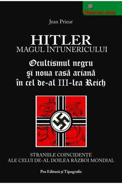 Hitler. Magul intunericului de Jean Prieur 0