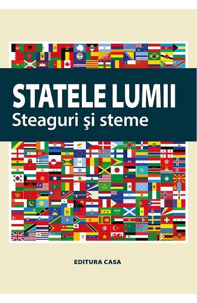 Statele lumii. Steaguri si semne de Balogh Laszlo [0]