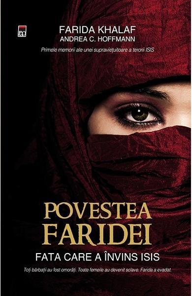 Povestea Faridei de Farida Khalaf 0
