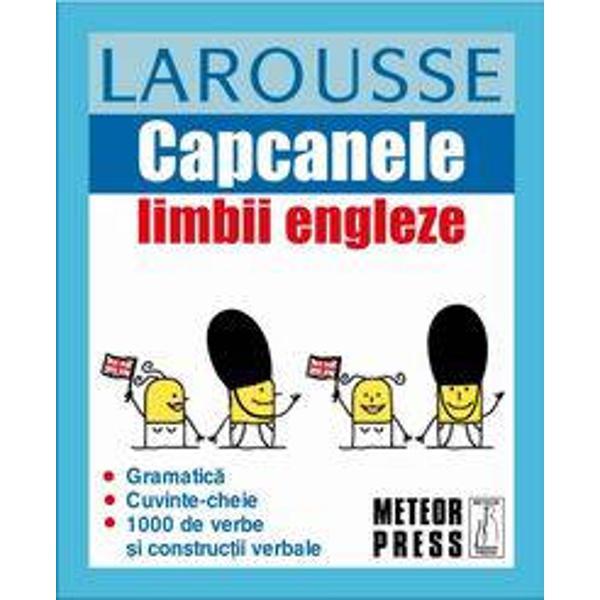 Capcanele limbii engleze de Larousse 0