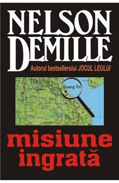 Misiune ingrata de Nelson Demille [0]
