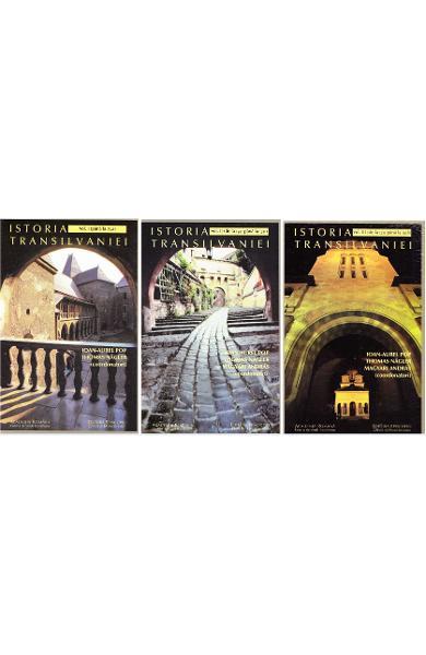 Istoria Transilvaniei Vol.1+2+3 [0]
