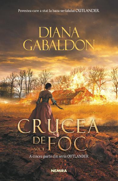 Crucea de foc. Partea V, Vol. 2 - Seria Outlander