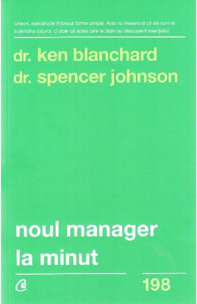 Noul manager la minut de Ken Blanchard, Spencer Johnson [0]
