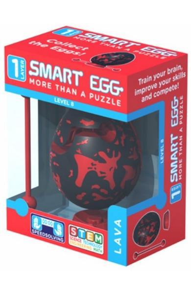 Smart Egg: Lava-NIVELUL 8 0