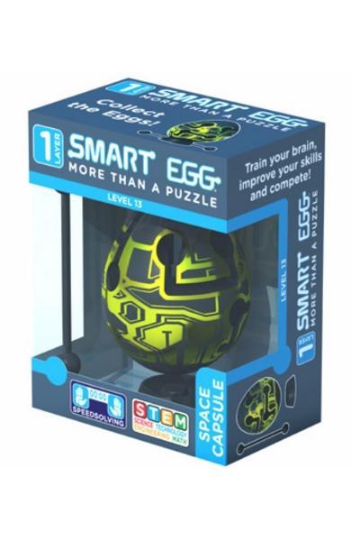 Smart Egg: Capsula Spatiala-NIV.13 0