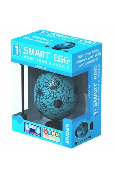 Smart Egg: Paianjen-NIVELUL 14 0