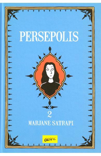 Persepolis Vol. 2 de Marjane Satrapi [0]