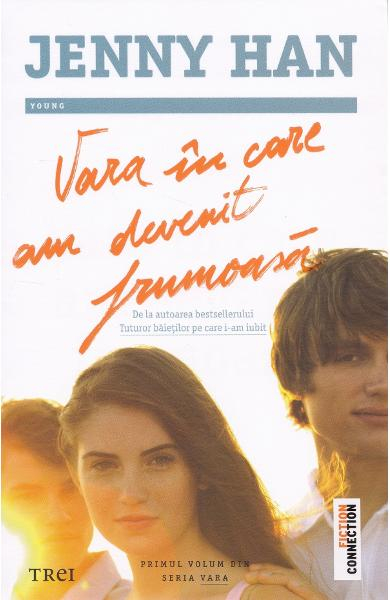 Vara in care am devenit frumoasa. Seria Vara Vol.1 de Jenny Han 0