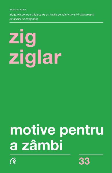 Motive pentru a zambi de Zig Ziglar 0
