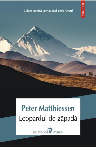 Leopardul de zapada de Peter Matthiesen 0