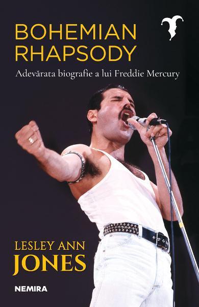 bohemian rhapsody: adevarata biografie a lui freddie mercury de lesley ann jones, 0