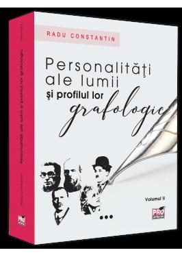Personalitati ale lumii si profilul lor grafologic. Vol. II 0