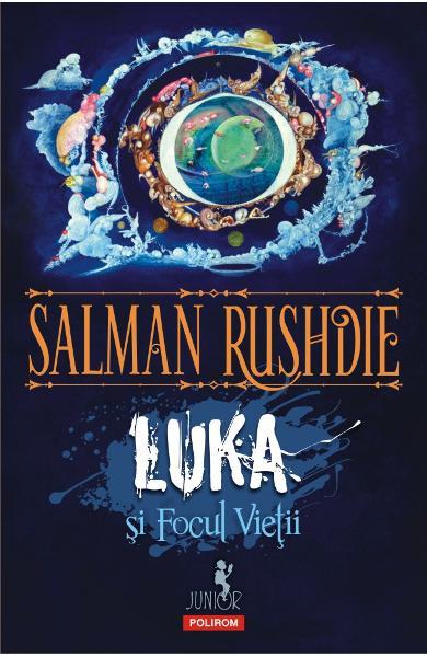 Luka si Focul Vietii de Salman Rushdie 0
