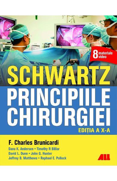 SCHWARTZ. Principiile chirurgiei [0]