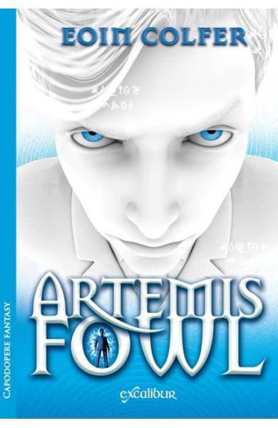 Artemis Fowl de Eoin Colfer 0