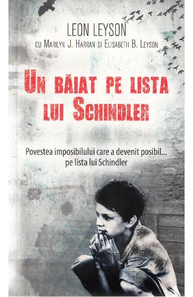 Un baiat pe lista lui Schindler de Leon Leyson [0]