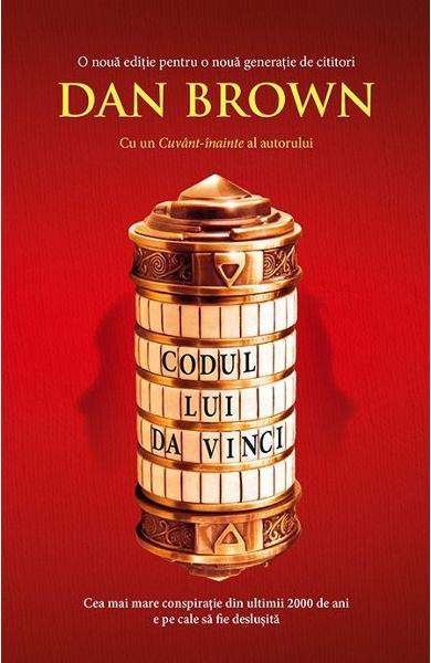 Codul lui Da Vinci de Dan Brown 0