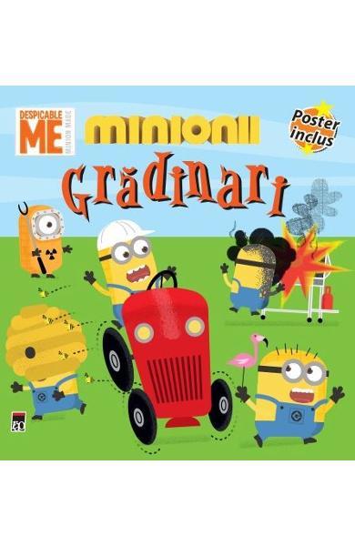 Minionii gradinari 0