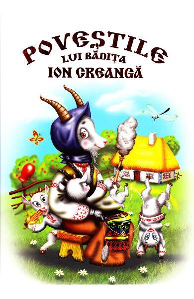 Povestile lui badita - Ion Creanga 0