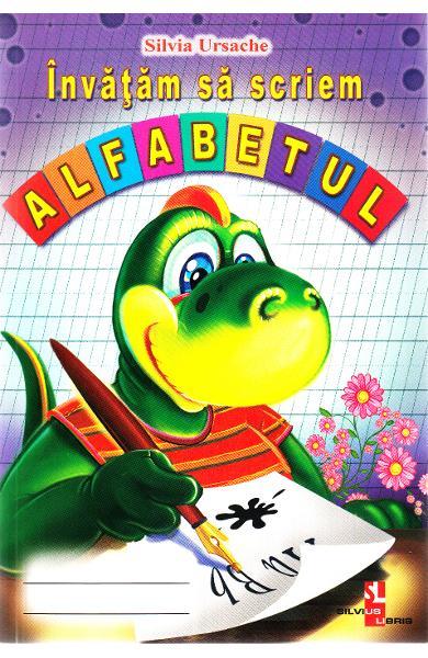 Invatam sa scriem alfabetul de Silvia Ursache 0