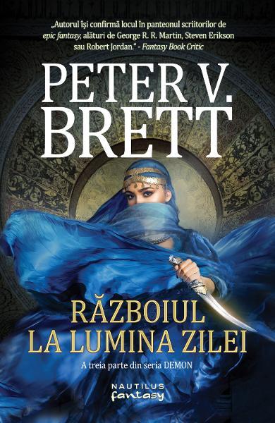 Razboiul la lumina zilei de Peter V. Brett [0]