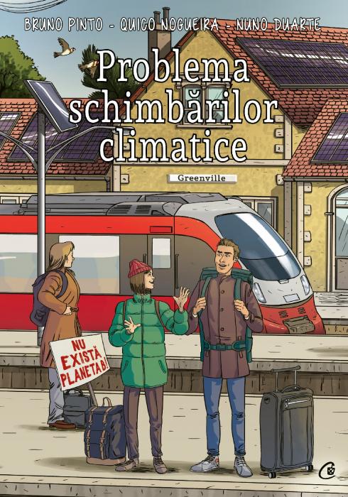 Problema schimbarilor climatice de Bruno Pinto [0]