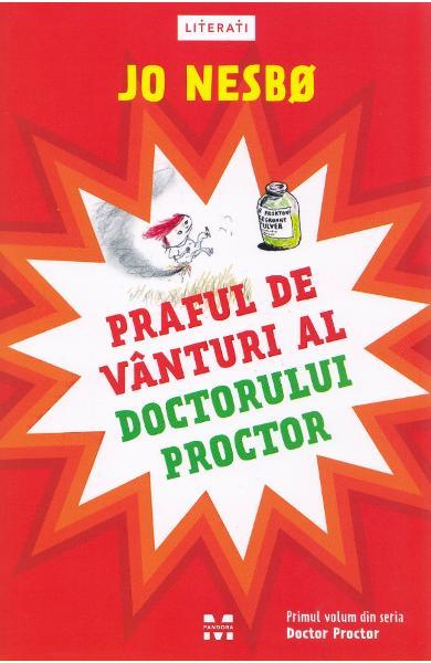 Praful de vanturi al doctorului Proctor de Jo Nesbo [0]