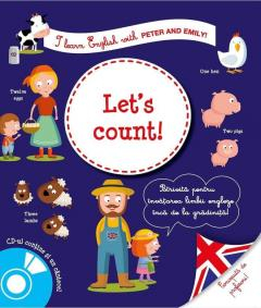 I learn english - Let's count de Annie Sussel [0]