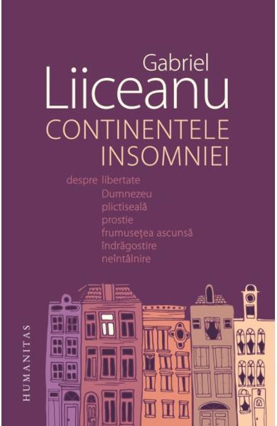 Continentele insomniei 0