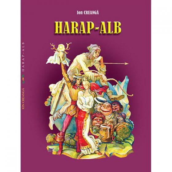 Harap-Alb de Ion Creanga 0