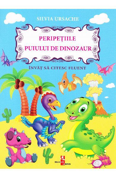 Peripetiile puiului de dinozaur de Silvia Ursache 0