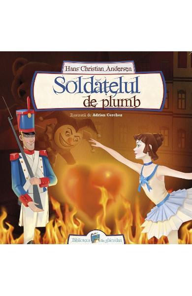 Soldatelul de plumb de Hans Christian Andersen 0